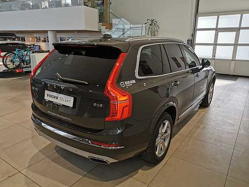 Volvo XC90 II B5 MILD HYBRID AWD AUT INSCRIPTION 7 ÜLÉSES