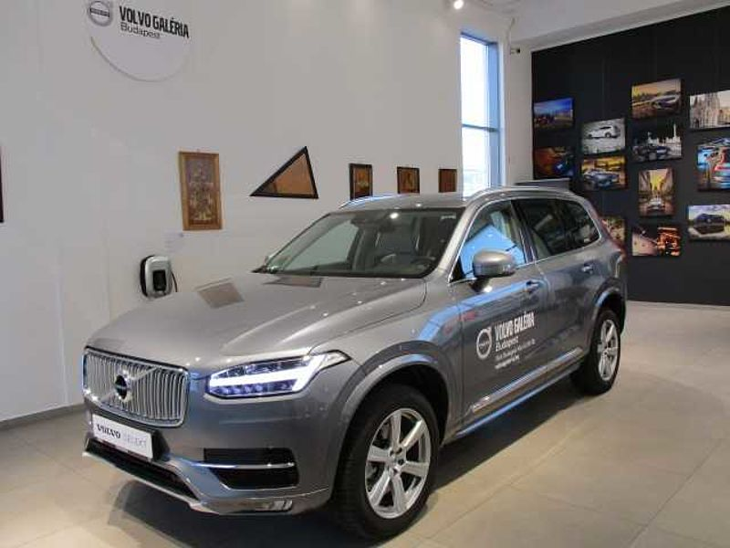 Volvo XC90 II D5 AWD INSCRIPTION 7 ÜLÉSES